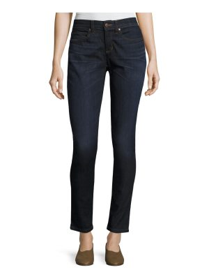 Eileen Fisher Organic Skinny Ankle Jeans