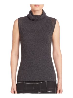 Elie Tahari Yadi Cashmere Turtleneck Sweater