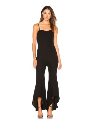 endless rose High Low Flare Jumpsuit