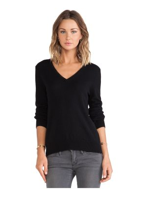 Equipment Cecile V Neck Sweater