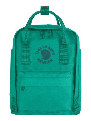 Fjallraven mini re-kanken water resistant backpack