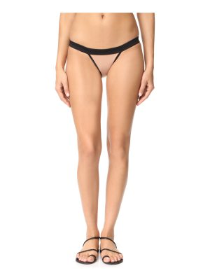 For Love & Lemons balmy bikini bottoms
