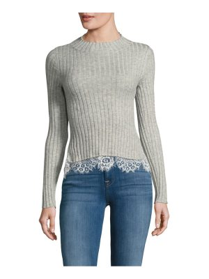 French Connection Nicola Ribbed Sweater
