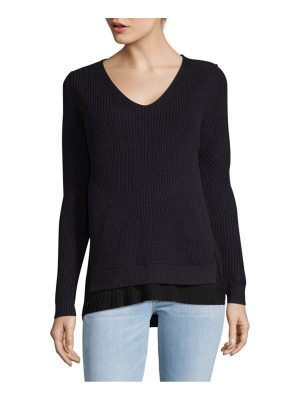 French Connection Taurus V-Neck Sweater
