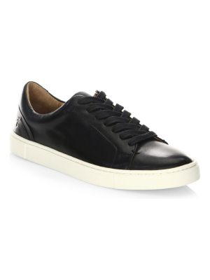 Frye ivy leather sneakers