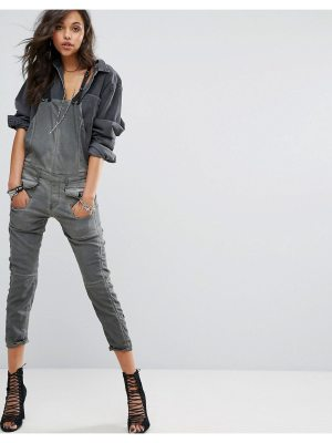 G-Star Overall with Front Pockets and Contrast Strap