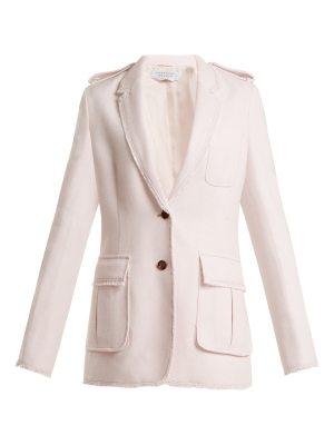 GABRIELA HEARST Wesley notch-lapel blazer