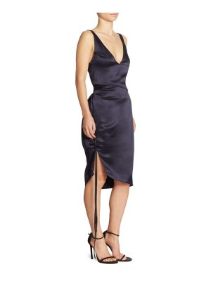 Galvan London isabella silk dress