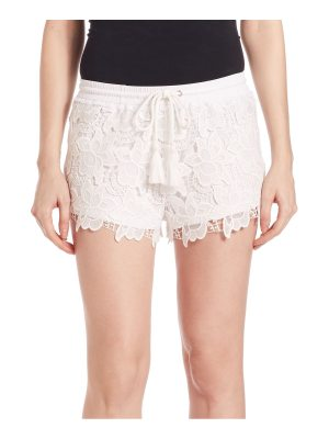 Generation Love Nora Elasticized Lace Shorts