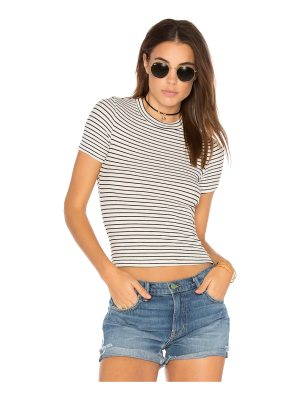 GETTINGBACKTOSQUAREONE Short Sleeve Crop Sweater