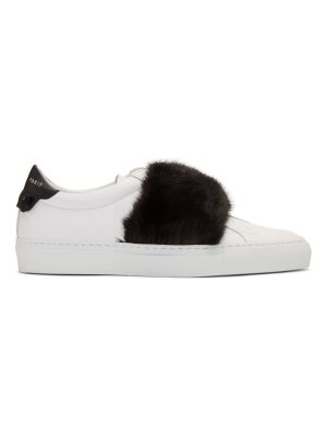 Givenchy and Black Mink Urban Knots Sneakers