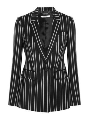 Givenchy blazer in  and white striped wool
