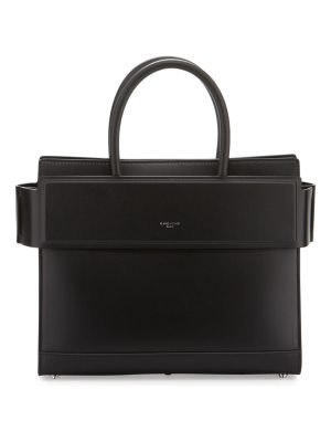 Givenchy Horizon Small Leather Satchel Bag