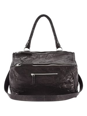 Givenchy Pandora Medium Leather Satchel Bag