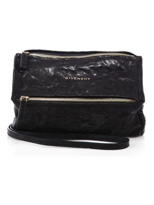 Givenchy pandora mini pepe leather shoulder bag
