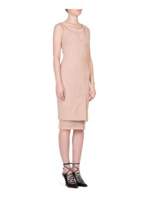 Givenchy Stretch Ottoman Dress
