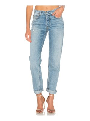 GRLFRND helena high-rise straight jean