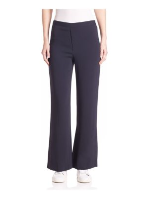 Helmut Lang Flared Pull-On Trousers
