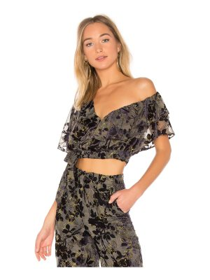 House of Harlow 1960 x REVOLVE Azalea Top