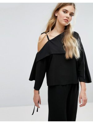 House of Sunny house of sunny cold shoulder top