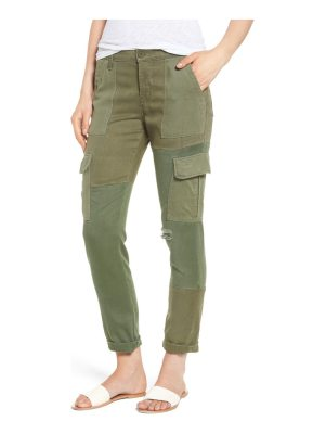 Hudson riley straight leg cargo pants