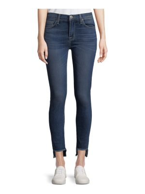 Hudson Mid Rise Ankle Jeans