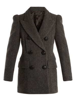 Isabel Marant Lea double-breasted wool coat