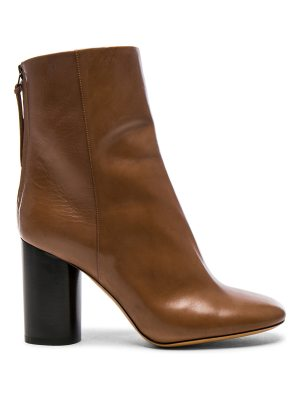Isabel Marant Leather Garett Boots