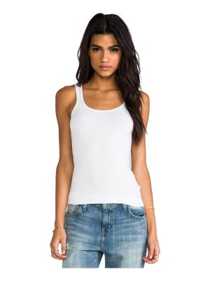 James Perse Classic Brushed Long Tank