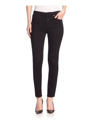 Jen7 riche touch mid-rise skinny jeans