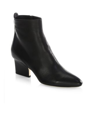 Jimmy Choo autumn 65 leather booties