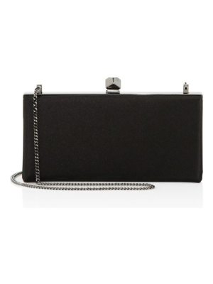 Jimmy Choo celeste satin clutch
