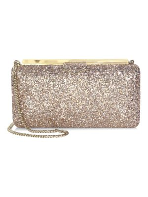 Jimmy Choo ellipse sao ballet pin clutch