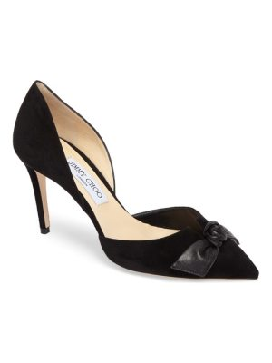 Jimmy Choo twinkle knotted pump