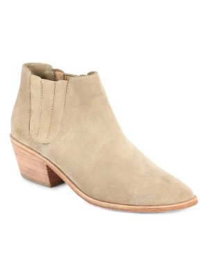 Joie barlow suede ankle boots