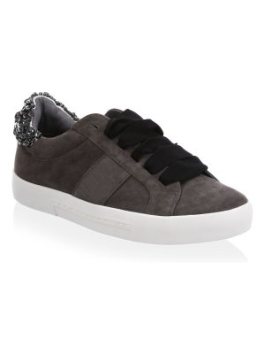 Joie darena suede low top sneakers