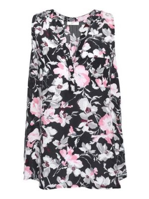 Joie senia floral-print washed