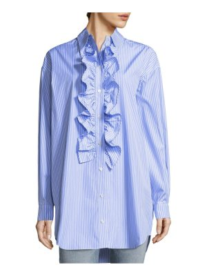 J.W.ANDERSON Ruffle Front Blouse