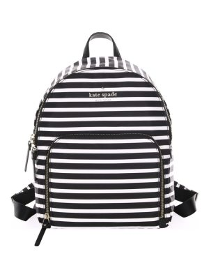 Kate Spade New York hartley striped backpack
