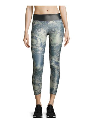KORAL ACTIVEWEAR Emulate Mid-Rise Performance Leggings