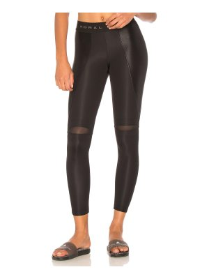 KORAL ACTIVEWEAR Slit Legging