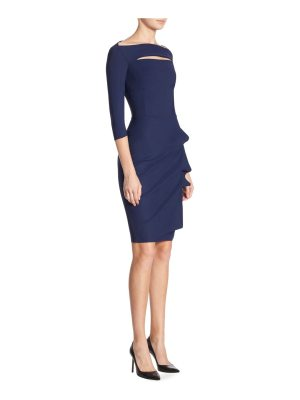 Chiara Boni La Petite Robe kate boatneck dress