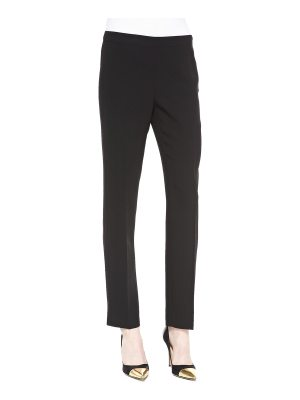 Lafayette 148 New York Finese Bleecker Straight-Leg Pants