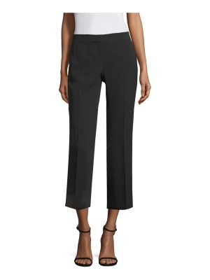 Lafayette 148 New York manhattan flare cropped pants