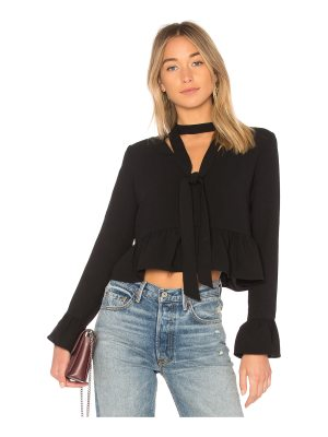 LIKELY Long Sleeve Lettie Top
