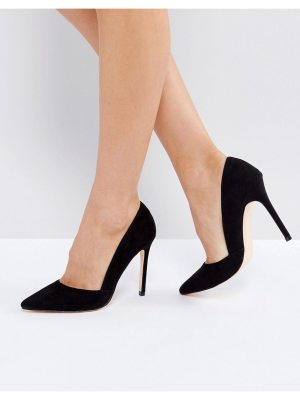 London Rebel Pointed Court Shoe