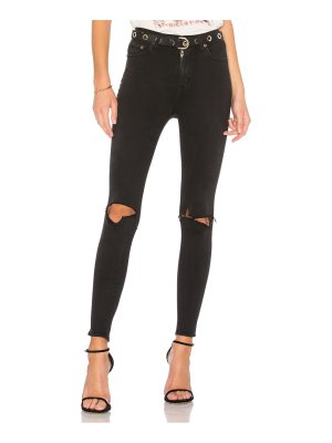 Lovers + Friends mason high-rise skinny jean. - size 23 (also