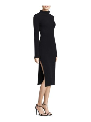LPA turtleneck long sweater dress