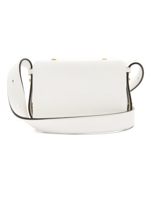 LUTZ MORRIS maya small grained leather cross body bag