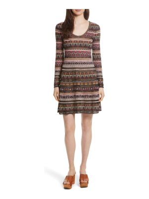 M Missoni floral jacquard dress